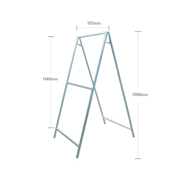 Signboard frame : MiraeSafety